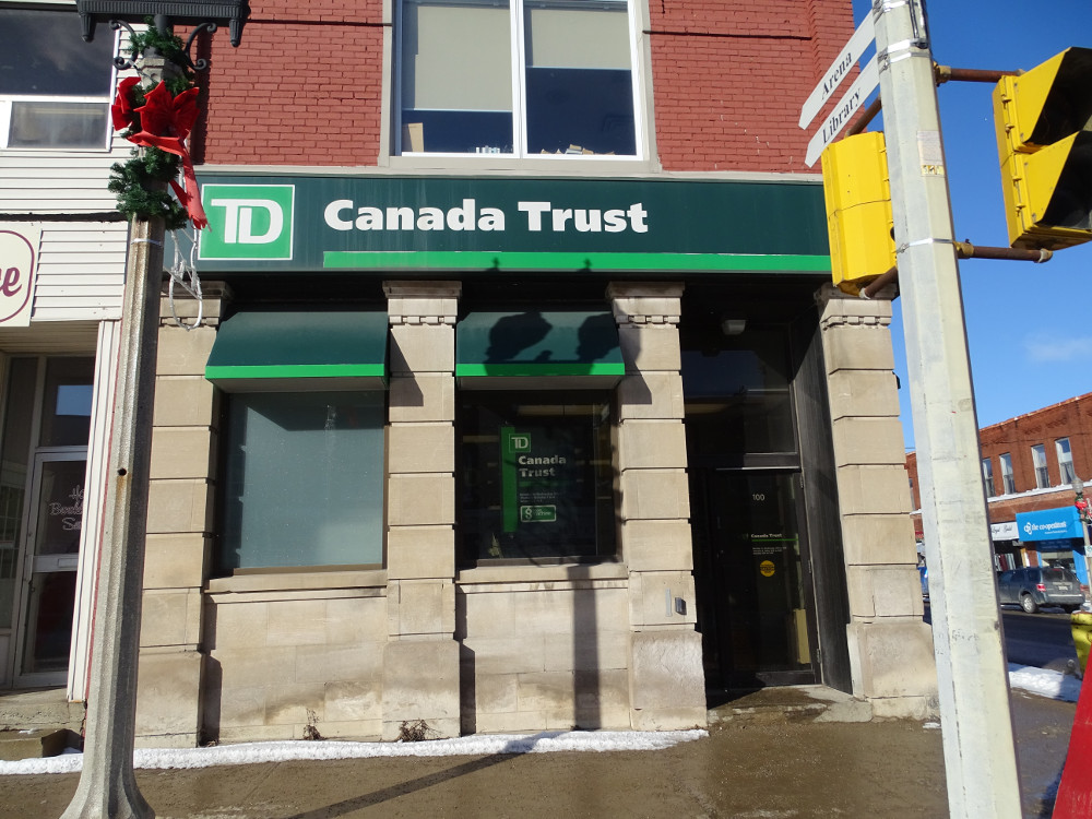 TD Canada Trust | Shelburne Business Improvement Area