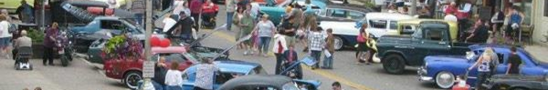 Don't miss The Shelburne Street Festival and Classic Car Show, June 18th